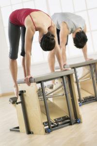 stability chair merrithew stott pilates