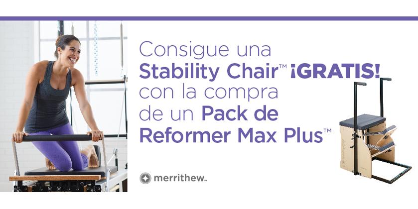 Stability Chair Pilates