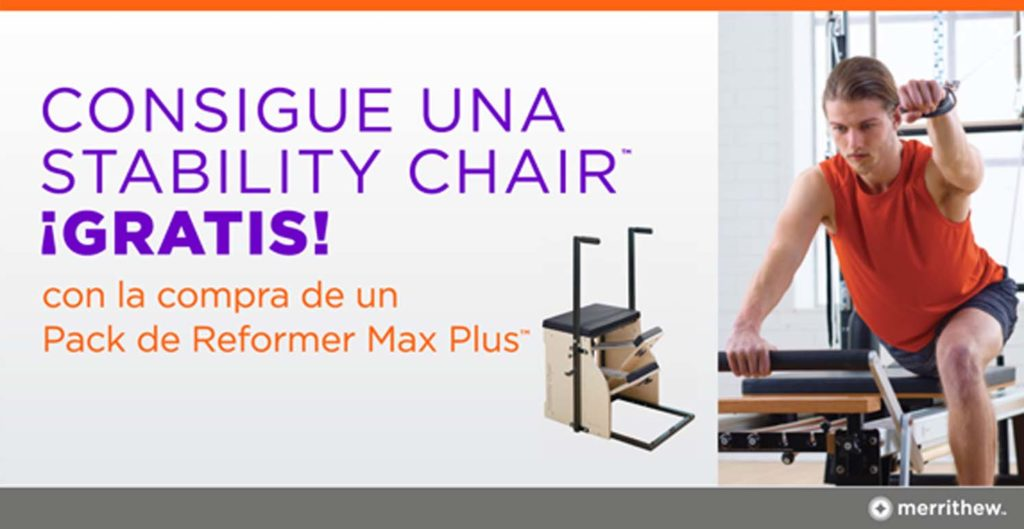 Consigue una stability chair gratis