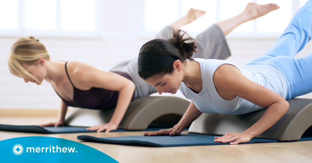 Promoción Stott Pilates Merrithew