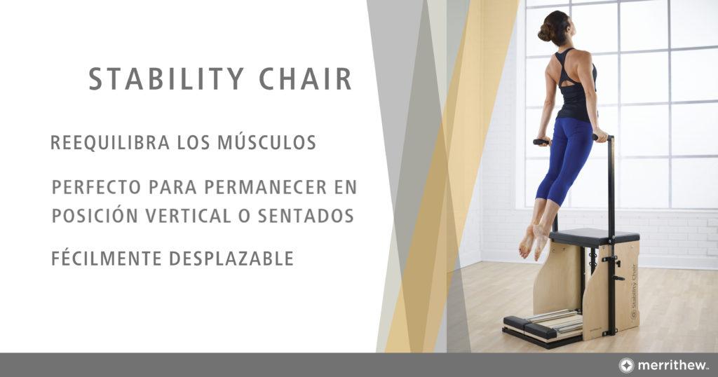 silla de pilates